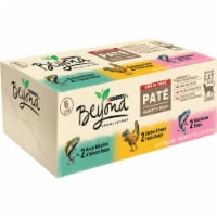 Beyond Grain Free Pate Wet Cat Food Variety Pack