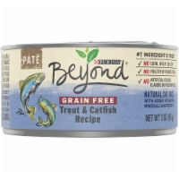 Beyond Grain Free Trout & Catfish Recipe Pate Wet Cat Food