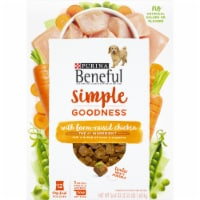 Beneful Simple Goodness with Farm Raised Chicken Adult Dry Dog Food
