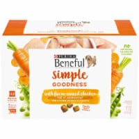 Beneful Simple Goodness Chicken Dog Food Pouches
