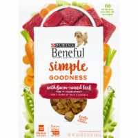 Beneful Simple Goodness with Farm Raised Beef Adult Dry Dog Food