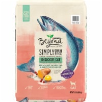 Beyond Grain Free Salmon Egg Sweet Potato Recipe Dry Indoor Cat Food
