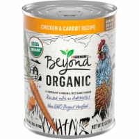 Purina Beyond Organic Chicken & Carrot Wet Dog Food