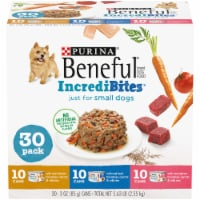 Purina Beneful IncrediBites Assorted Flavors Wet Small Dog Food