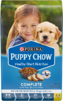 Puppy Chow Healthy Start Nutrition Complete with Real Chicken & Rice Dry Puppy Food