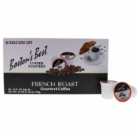 French Roast Gourmet Coffee by Bostons Best for Unisex - 80 Cups Coffee - 80 Cups