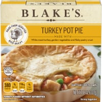 Blake's All-Natural Turkey Pot Pie