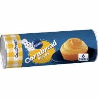 Pillsbury Cornbread Swirls 6 Count