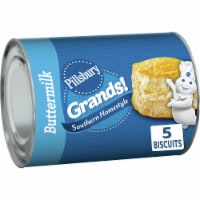 Pillsbury Grands! Buttermilk Southern Homestyle Biscuits 5 Count