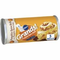 Pillsbury Grands! Pumpkin Spice Rolls