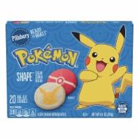 Pillsbury Ready to Bake! Pokemon Shape Sugar Cookie Dough