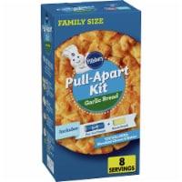 Pillsbury Garlic Bread Pull-Apart Kit Family Size - 14.7 oz