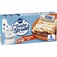 Pillsbury Cinnamon Roll Toaster Strudel Pastries