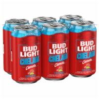 Bud Light & Clamato Chelada Flavored Lager