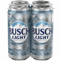 Busch Light Lager Beer