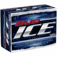 Bud Ice Lager Premium Beer