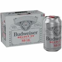 Budweiser Select 55 Light Lager Beer