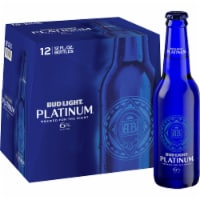 Bud Light Platinum Lager Beer