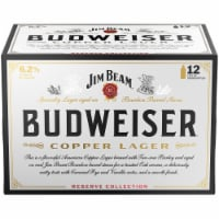 Budweiser Freedom Reserve Red Lager - Every Case Donates $1 to Folds of Honor