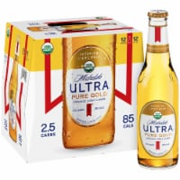 Michelob Ultra Pure Gold Organic Lager Beer