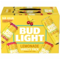 Bud Light Lemonade Lager Beer Variety Pack