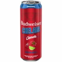 Budweiser & Clamato Chelada Beer