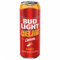 Bud Light Chelada Mango Beer with Clamato