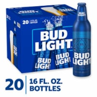 Bud Light Reclosable Beer