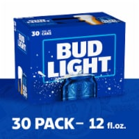 Bud Light Beer 30 Pack