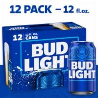 Bud Light® Lager Beer - 12 cans / 12 fl oz
