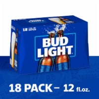 Bud Light Lager 18 Pack