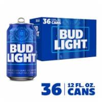 Bud Light Beer 36 Pack