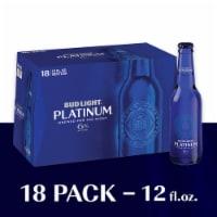 Bud Light Platinum Lager Beer