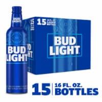 Bud Light® Lager Beer - 15 bottles / 16 fl oz