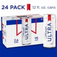 Michelob Ultra Light Beer - 24 cans / 12 fl oz