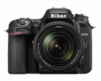 Nikon D7500 20.9mp Dslr Camera With Af-s Dx Nikkor 18-140mm F/3.5-5.6g Ed Vr Lens Black