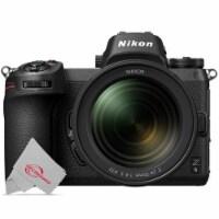 Nikon Z6 Fx-format Mirrorless Uhd 4k30 Video Digital Camera With Nikkor Z 24-70mm F/4 S Lens