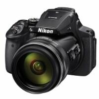 Nikon Coolpix P900 S 16mp 83x Optical Zoom Digital Camera Black No Wifi