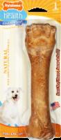 Nylabone Daily Health Natural Roast Beef Flavor Dog Bone - 1 ct