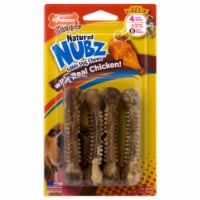Nylabone Edibles Natural Nubz Chicken Dog Chews