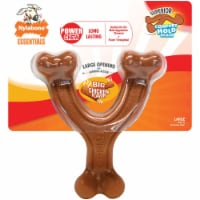 Nylabone Essentials Power Chew Wishbone Large Dog Toy NWB214W - Large