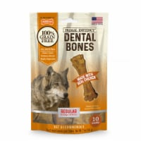 Nylabone Primal Instinct Chicken Flavored Regular Dental Bones