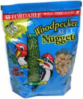 C & S Products Woodpecker Suet Nuggets Bird Seed - 27 oz