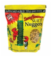 CS Products Assorted Species Suet Nuggets Sunflower 27 oz. - Case Of: 1;
