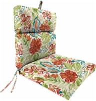 Jordan Manufacturing French Edge Chair Cushion - Valeda Breeze