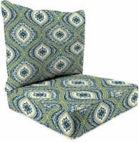 Jordan Manufacturing Deep Seat Pillow Back Set - Jasmina Summer