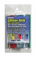 Surebonder  0.3 in. Dia. x 4 in. L Glitter Glue Sticks  Assorted Colors  12 pk - Case Of: 1; - Count of: 1