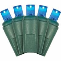 J Hofert Blue 50-Bulb M5 LED Light Set 2355-04 - 1