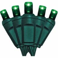 J Hofert Green 100-Bulb M5 LED Light Set 2365-05 - 1
