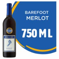 Barefoot Cellars Merlot Red Wine 750ml